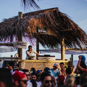 DJ agita festa (Foto: Divulgação)