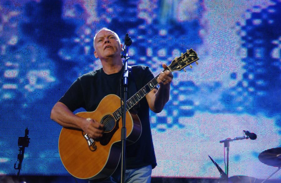 David Gilmour se apresenta nesta sexta e sábado em São Paulo (Foto: divulgação)
