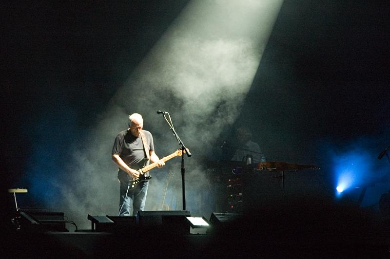 David Gilmour faz turnê na América Latina (foto: divulgação)