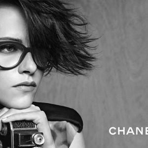 kristen Stewart Chanel Eyewear 2015 (Foto Divulgação)