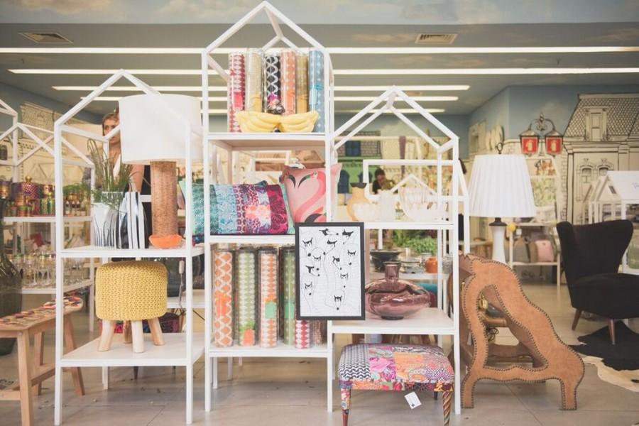 Pop-up Casa de Valentina Shopping Cidade Jardim (Foto: Divulgação)