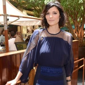 Vanessa Rozan, maquiadora esteve no evento (Foto: Divulgação)