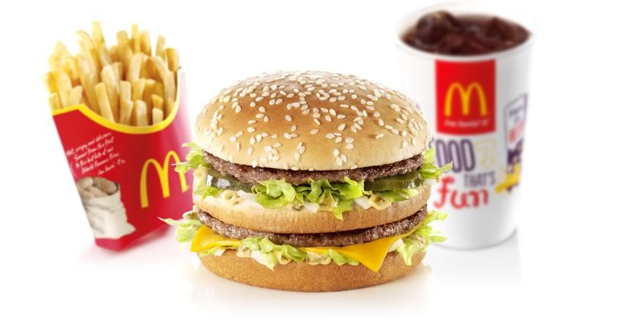 Hambúrgueres e batata frita vão mudar em dez anos  (Foto: Divulgação)
