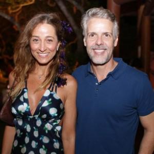 Luciana Da Rin e Paulo Uchoa (Foto: Divulgação)