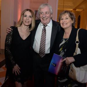 Liege Monteiro, Marcos Nanini e Louise Cardoso (Foto: Léo Marinho)