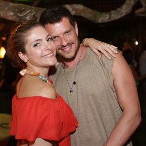 Karen Almeida e Cristiano Gambogi (Foto: Divulgação)