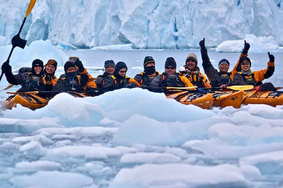 Antartida (Foto: Divulgação)