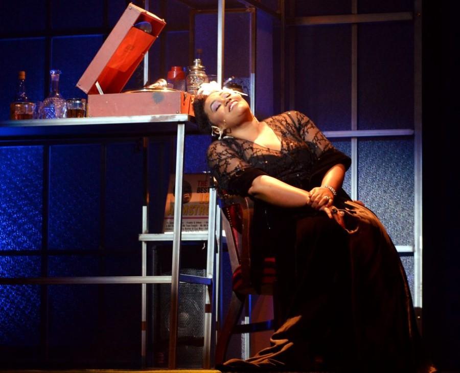Melhor direção musical vai para Marcelo Alonso Neves de Amargo fruto - A vida de Billie Holiday (Foto: Divulgação)