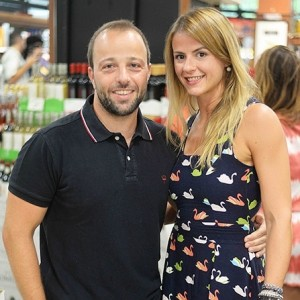 Bruno Fattori e Fernanda Basso (Foto: Divulgação)