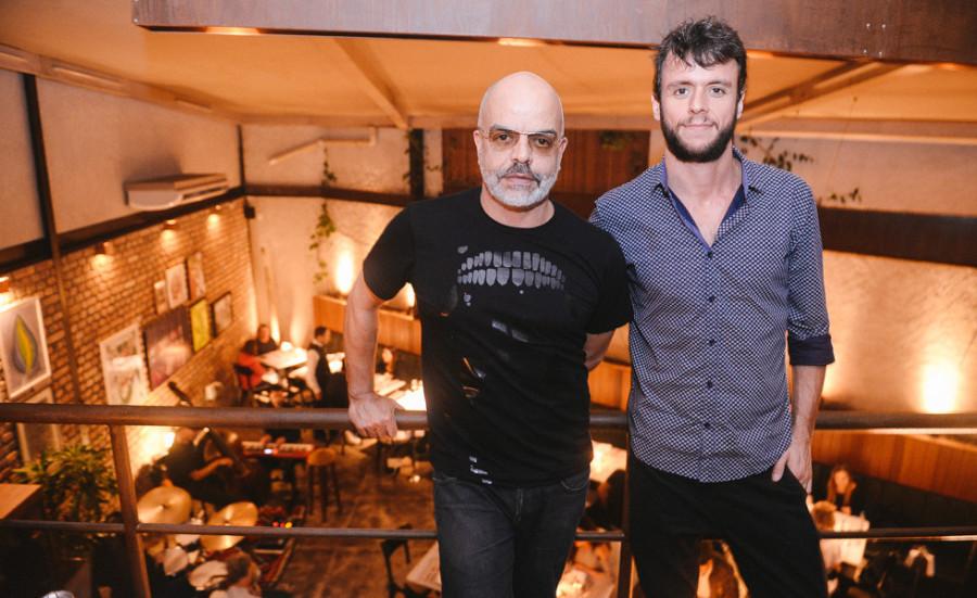 Caca Ribeiro e Pedro Paulo Reinholz (Foto: Divulgação)