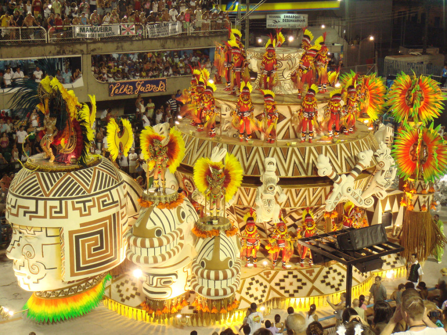 Carnaval de São Paulo conta com mais blocos neste ano (Foto: Divulgação)