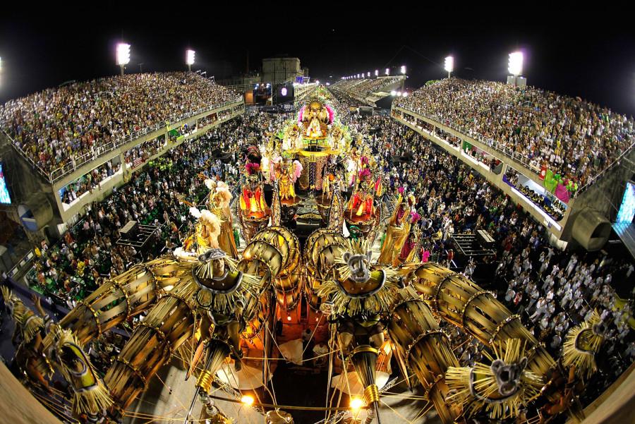 Carnaval Rio de Janeiro (Foto: Divulgação)