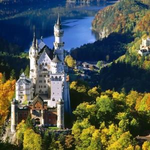 Castelo de Neuschwanstein (Foto: Divulgação)