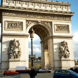 arco do triunfo (Foto: Divulgação)