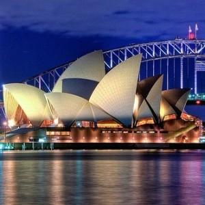 Ponto turístico austrália (Foto: Divulgação)