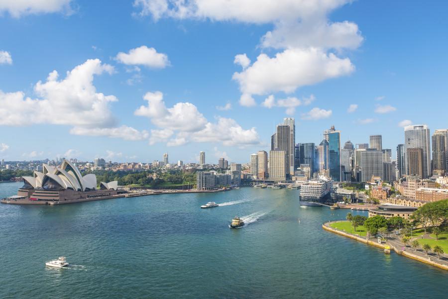 Circular Quay e Opera House, Sydney, Australia (Foto: Divulgação)