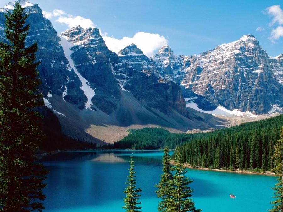 Rocky Mountains Canadá (Foto: Divulgação)