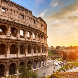 Coliseu de Roma (Foto:Divulgação)