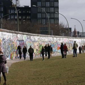 Muro de berlim (Foto: Divulgação)