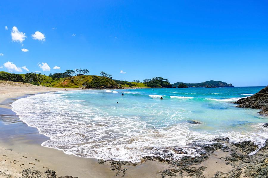 Nova Zelândia, Verão (Foto: Divulgação)