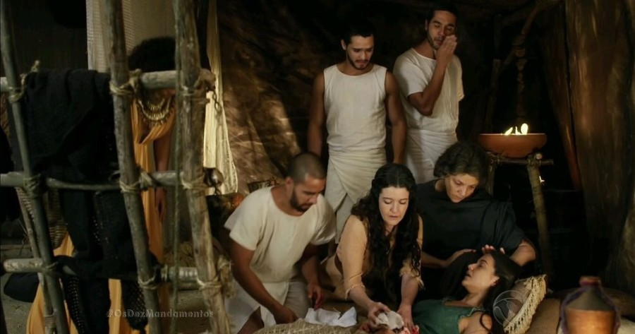 Os dez mandamentos - O filme (Foto: Divulgação)