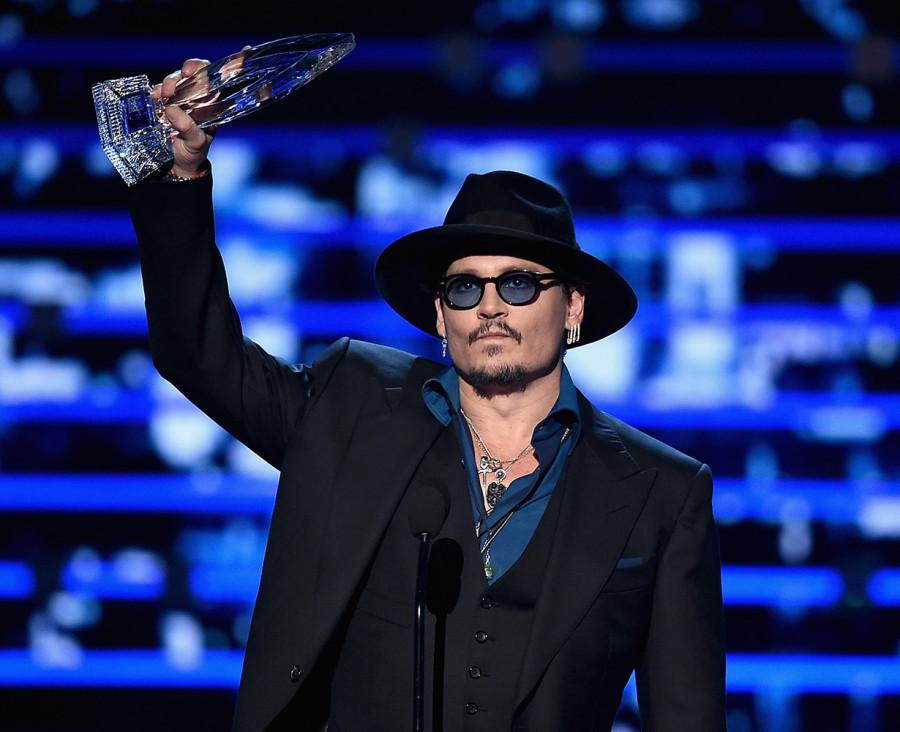 Johnny Depp (Foto: Divulgação)