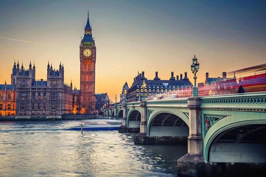 Vista de Londres (Foto: Divulgação)
