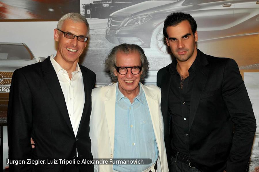 Jurgen Ziegler Alexandre Furmanovich e Luiz Tripoli_0294