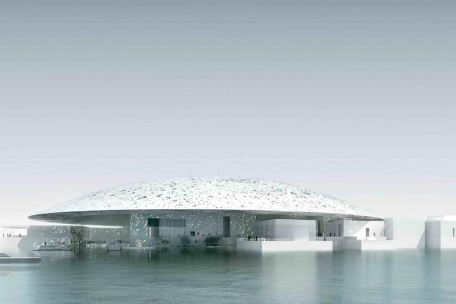 Louvre Abu Dhabi (Foto: Divulgação)