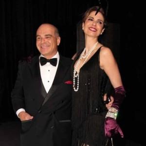 Luciana Gimenez e Marcelo (Foto: Divulgação