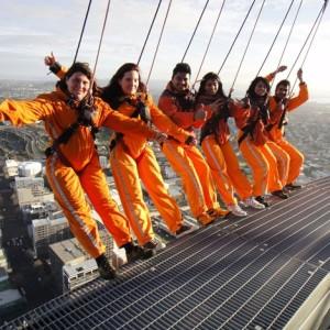 Turistas NZ (Foto: Divulgação)