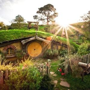 Hobbiton (Foto: Divulgação)