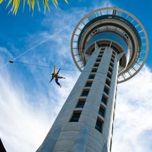 Sky Tower (Foto: Divulgação)
