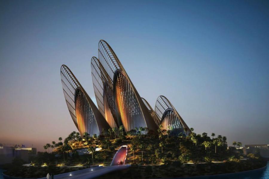 Museu Nacional Zayed, Abu Dhabi (Foto: Divulgação)