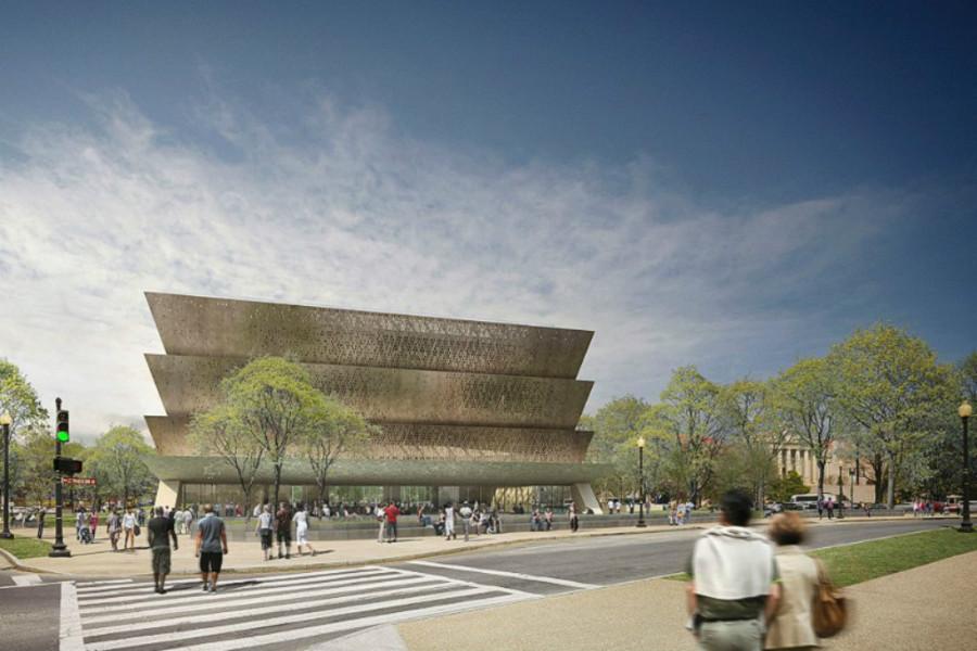 Museu Nacional de História e Cultura Afroamericana, Washington (Foto: Divulgação)