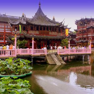 Templo Jingan (Foto: Divulgação)