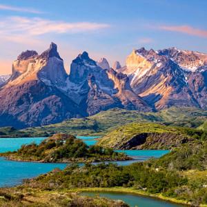 Patagonia, torres del pair (Foto: Divulgação)