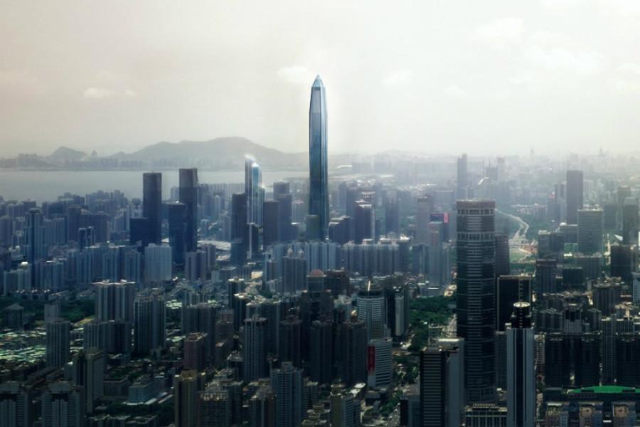 Ping An Financial Center, Shenzhen (Foto: Divulgação)