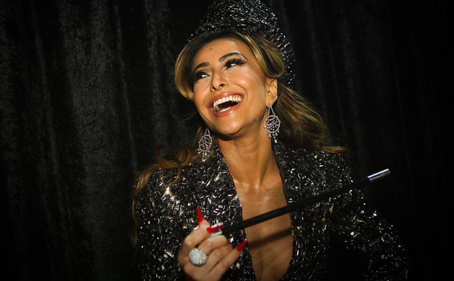 Sabrina Sato na penúltima edição do Baile (Foto: Divulgação)