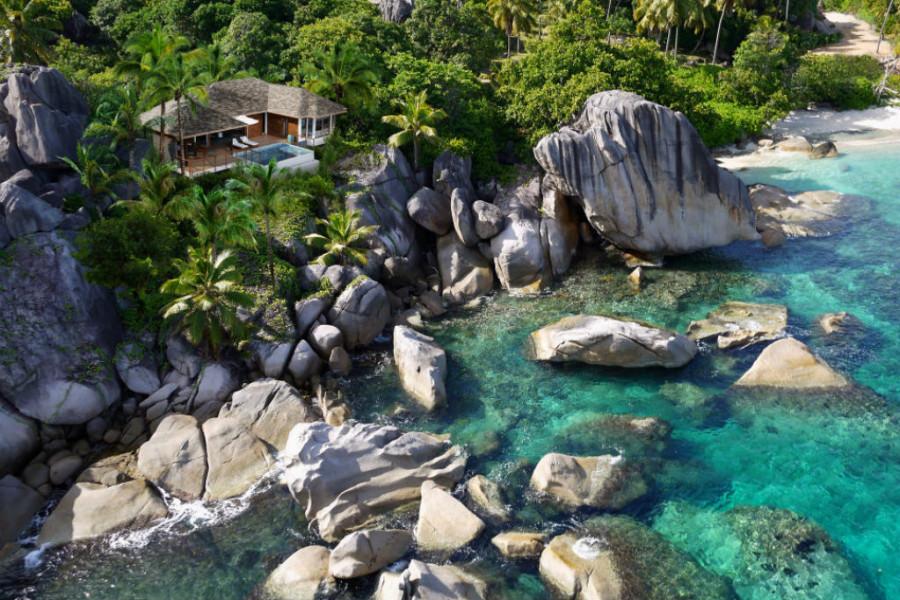 Siz Senses Zil Pasyon, Félicité, Seychelles (Foto: Divulgação)