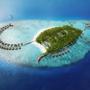The St. Regis Maldives Vommuli Resort, Vommuli, Ilhas Maldivas (Foto: Divulgação)The St. Regis Maldives Vommuli Resort, Vommuli, Ilhas Maldivas (Foto: Divulgação)