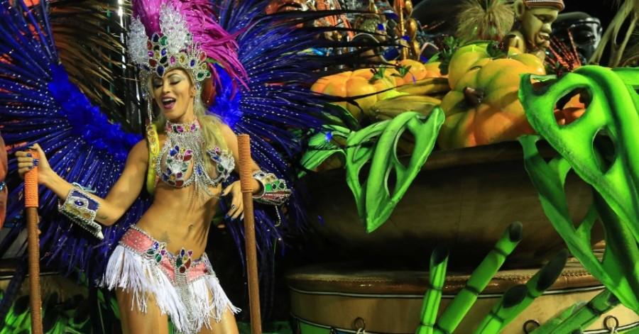 Beija-Flor atual campeã (Foto: Divulgação)