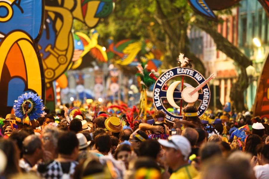 Carnaval Recife (Foto: Divulgação)