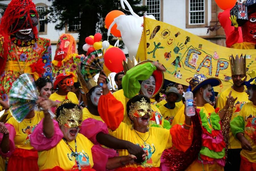 Carnaval em Minas (Foto: Divulgação)