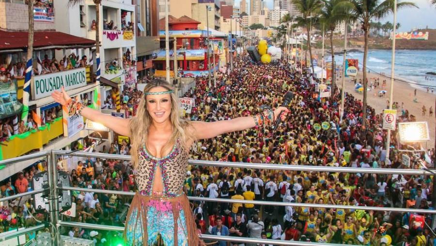 Claudia Leite Salvador (Foto: Divulgação)