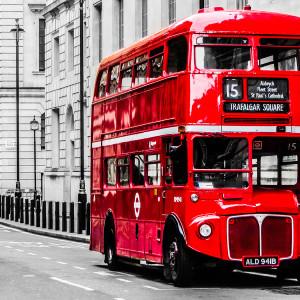 Ônibus vermelho (Foto: Divulgação)