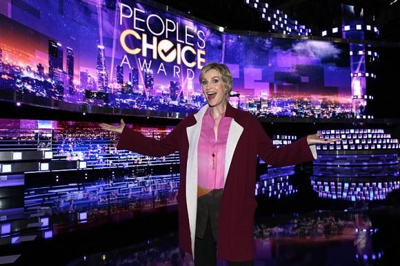 People's Choice Awards aconteceu ontem (6) (Foto: Divulgação)
