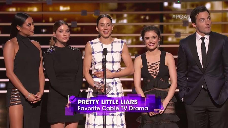 Pretty little liars (Foto: Divulgação)
