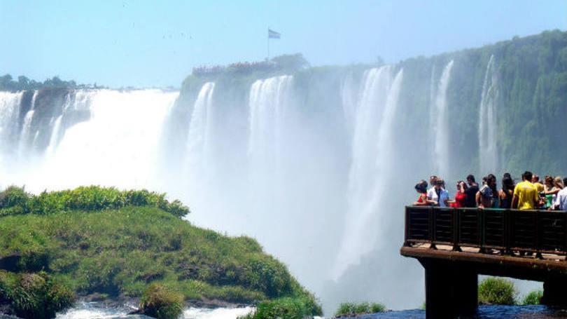 Foz do Iguaçu (Foto: Divulgação)