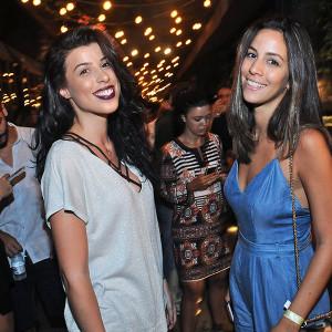 Claudia Aun e Gabriela Fonseca (Foto: Bruna Guerra)